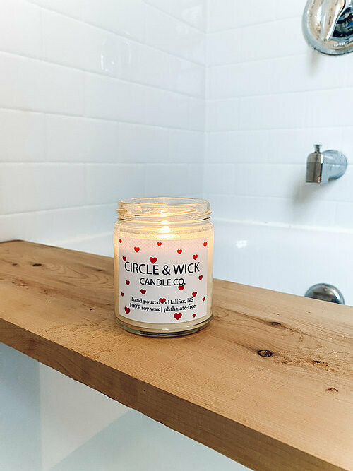 Circle & Wick Love Candle
