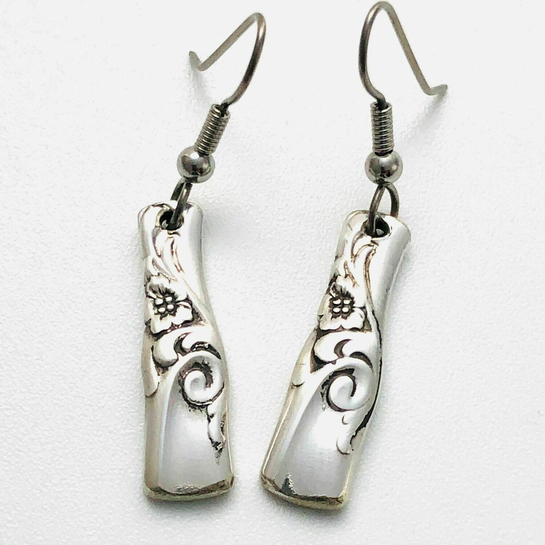 Medium Earrings - A
