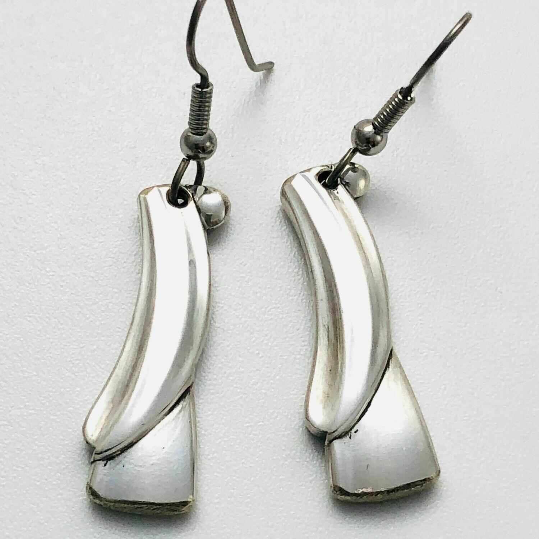 Medium Earrings - E