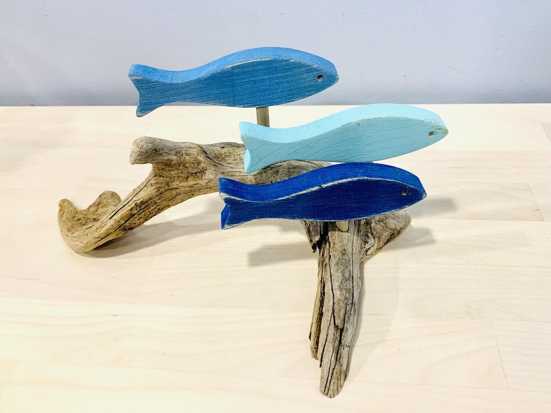 Blues 3 Fish School - Jerry Walsh