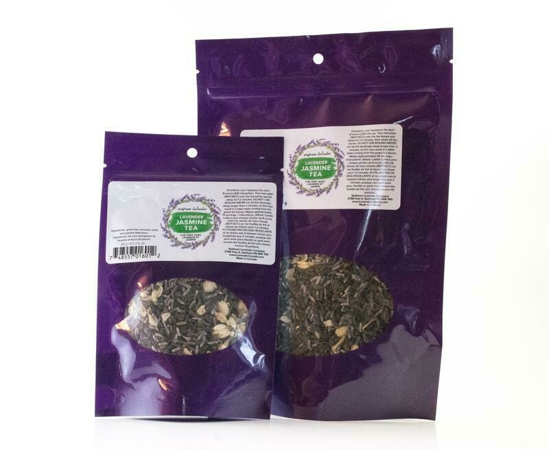Jasmine Lavender Tea, Small