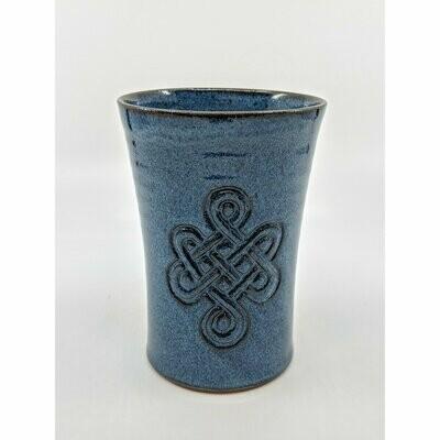 Celtic Blue Tumbler