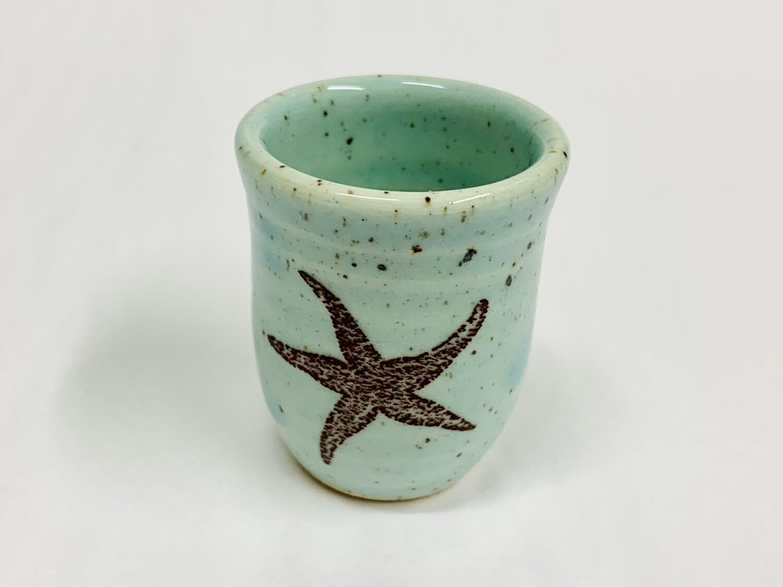 Seastar Starfish Shot Glass
