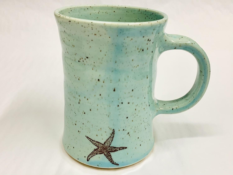 Seastar Starfish Mug