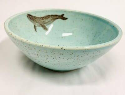 Seastar Whale Small Bowl