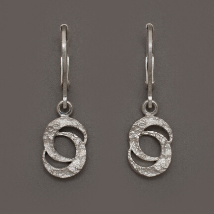 Double Crescent Moon Earring #2 - Allyson Simmie