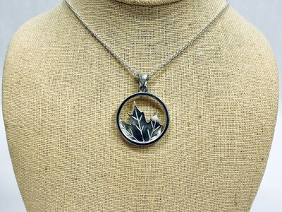 Maple Leaf Pendant - Allyson Simmie