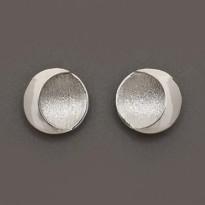 Eclipse Stud Earring - Allyson Simmie