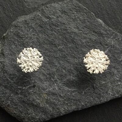 Snowflake Stud Earring #2 - Allyson Simmie