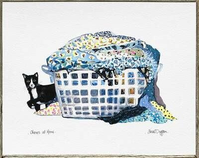 Chores at Home Card - Sarah Duggan