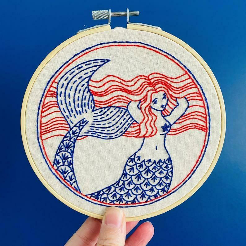 Hook Line & Tinker Mermaid Hair Don't Care