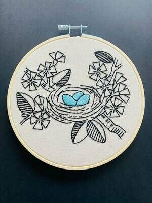 Hook Line & Tinker Nest Egg