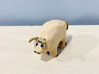Pig Timberdoodle