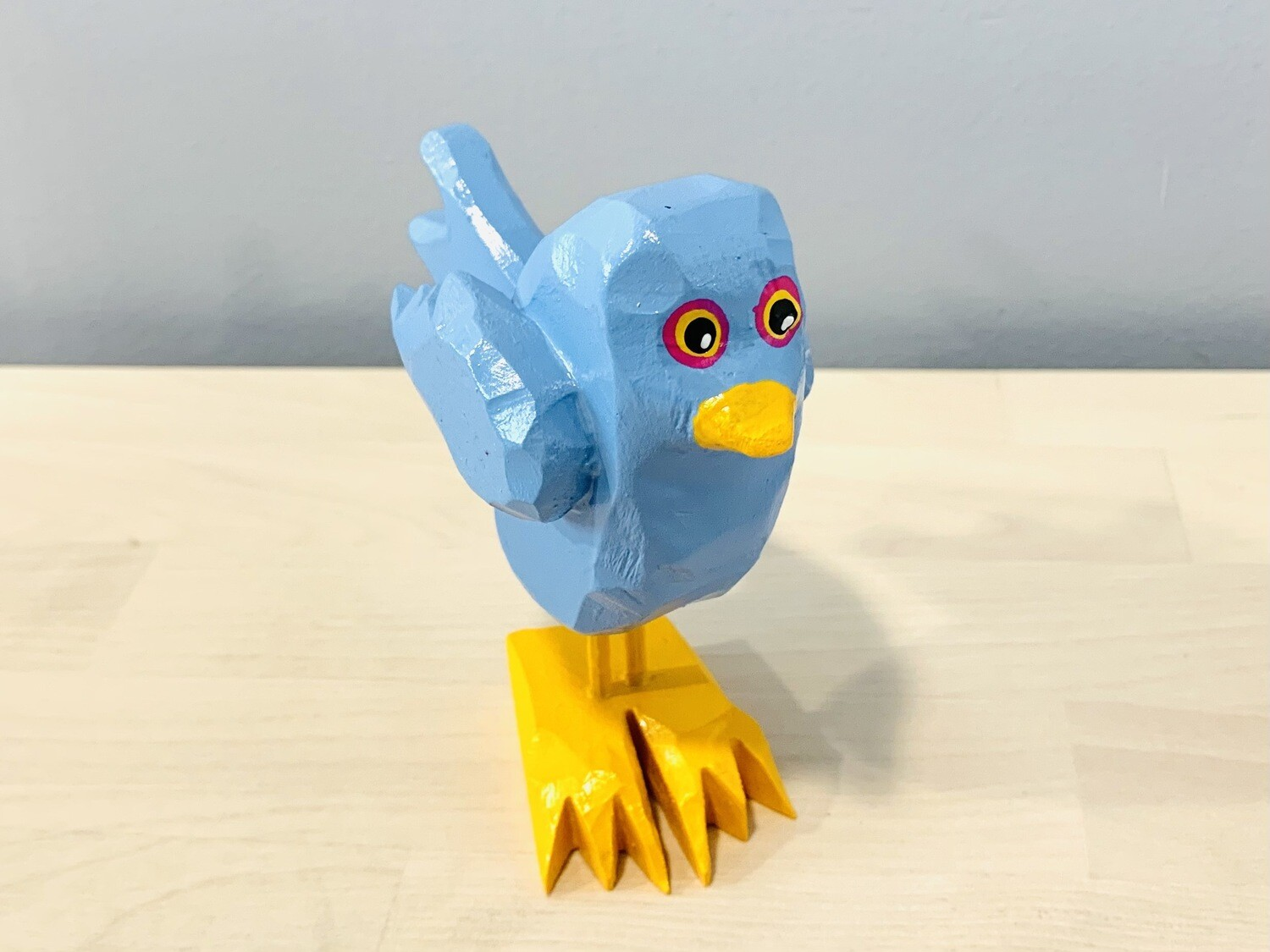 Blue Chick Timberdoodle