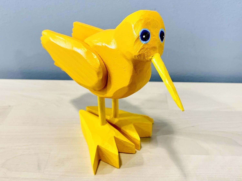 Yellow Timberdoodle