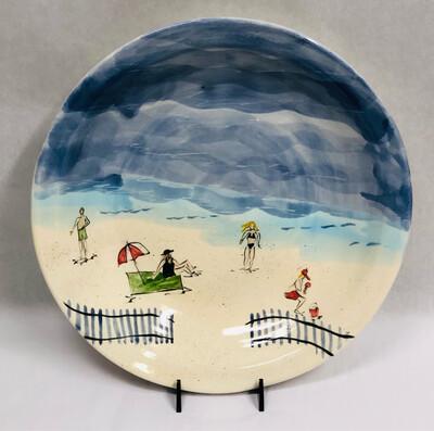 Large Beach Bowl, Family - Clayton Dickson