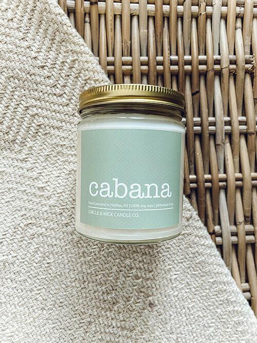 Circle & Wick Cabana Candle