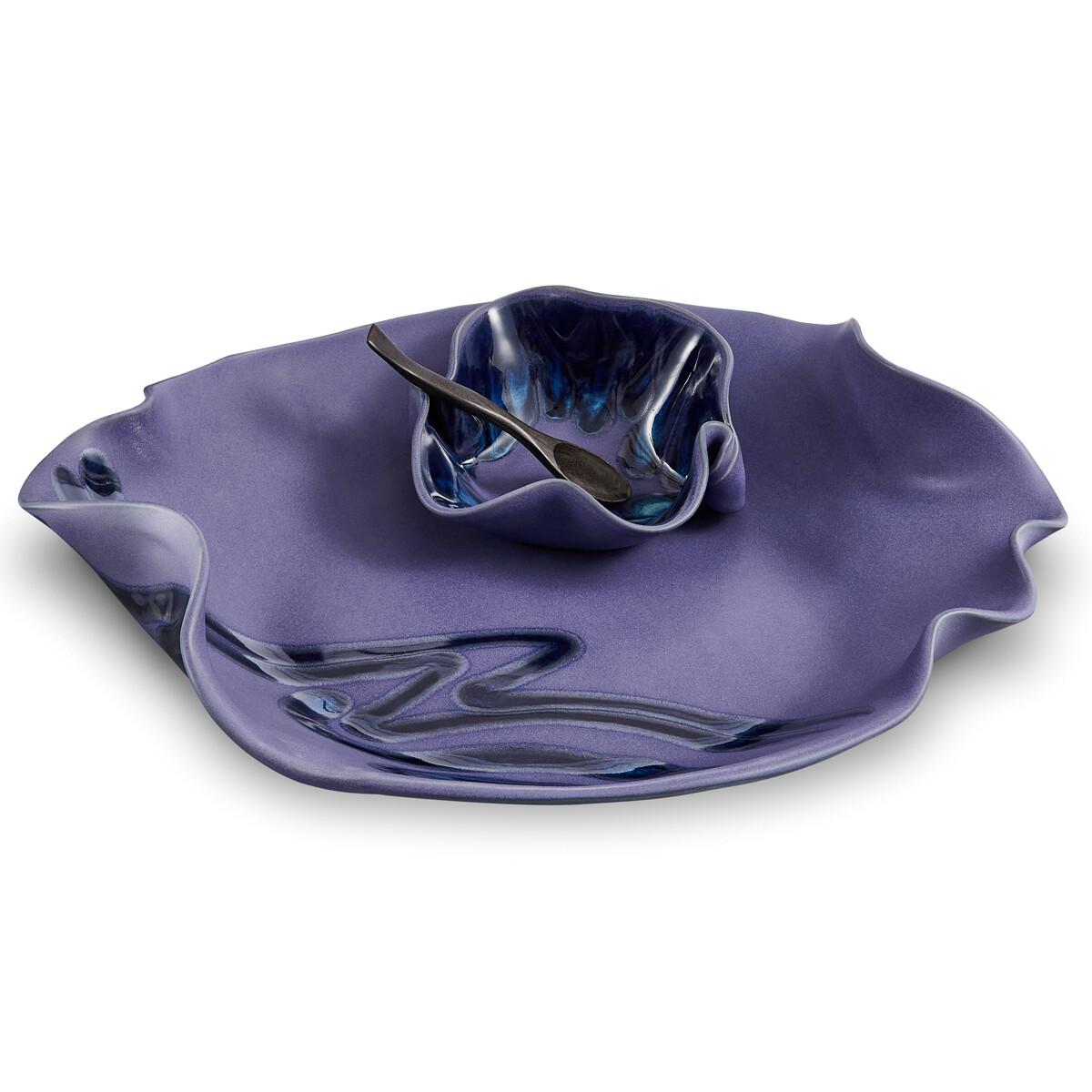 Hilborn Dip Set Lg- Periwinkle Blue