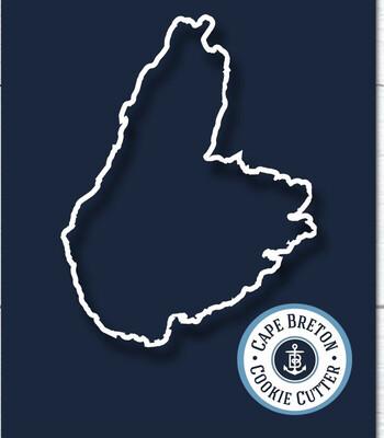 Cape Breton Cookie Cutter