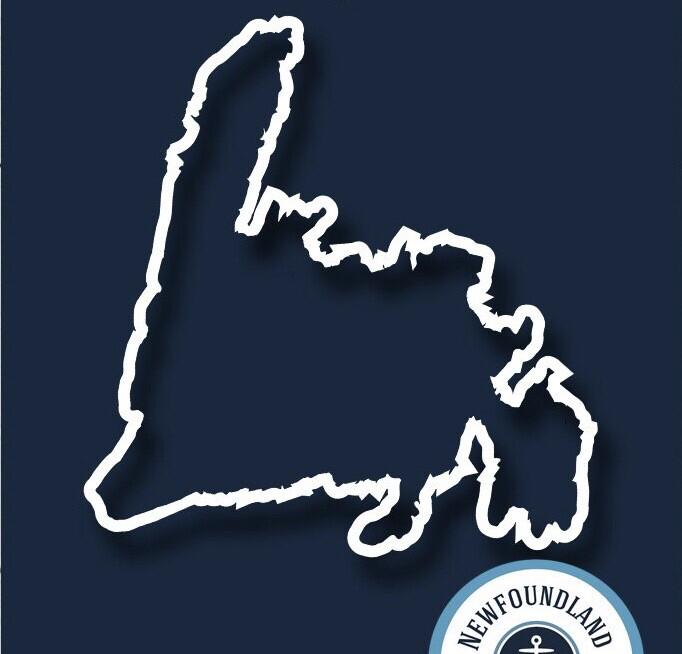 Newfoundland Cookie Cutter
