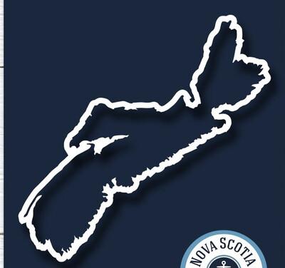 Nova Scotia Cookie Cutter