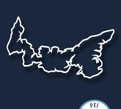 Prince Edward Island Cookie Cutter