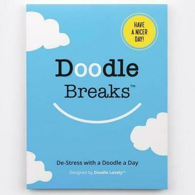 Doodle Breaks Notepad