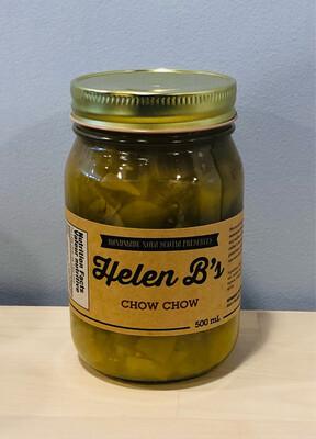 Helen B's Chow Chow 500ml