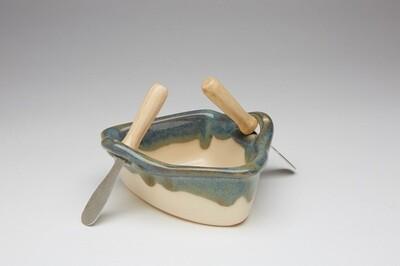 Maxwell Boat Dip Pot - Seaside