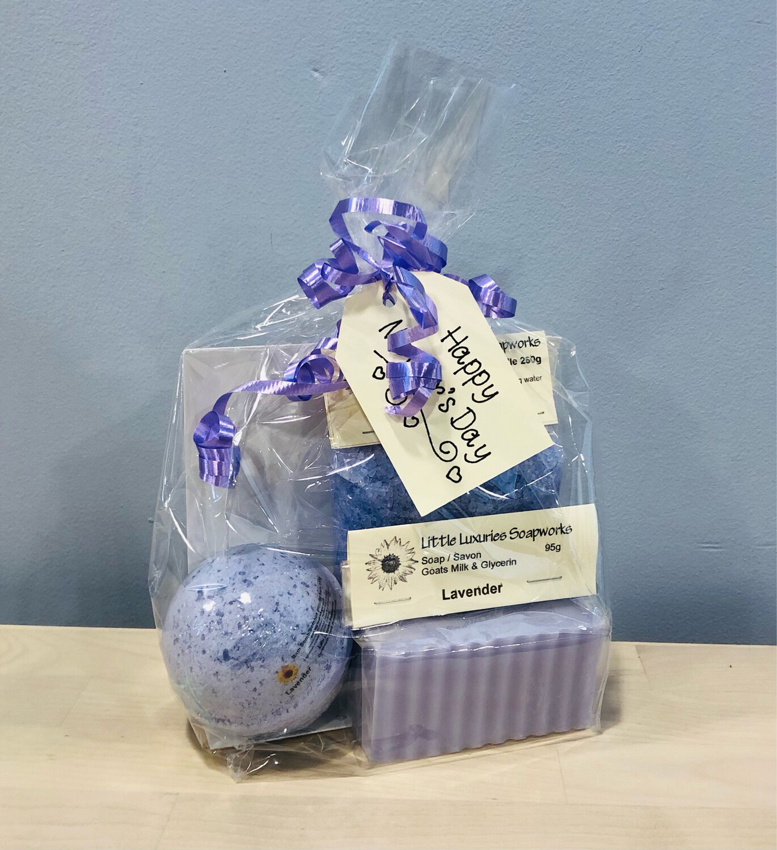 Mother's Day Gift Set - Lavender