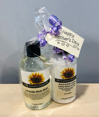 Body Wash Gift Set Lavender