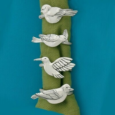 Bird Napkin Rings- Basic Spirit