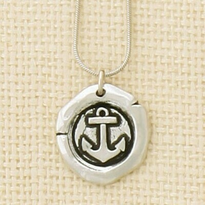 Anchor Symbol Necklace- Basic Spirit