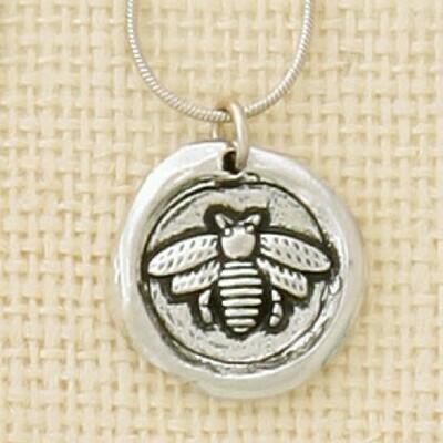 Bee Symbol Necklace- Basic Spirit