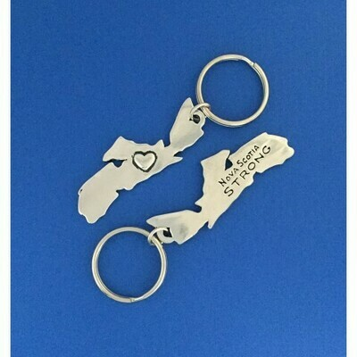 Nova Scotia Strong Keychain- Basic Spirit