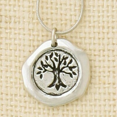 Tree Symbol Necklace- Basic Spirit