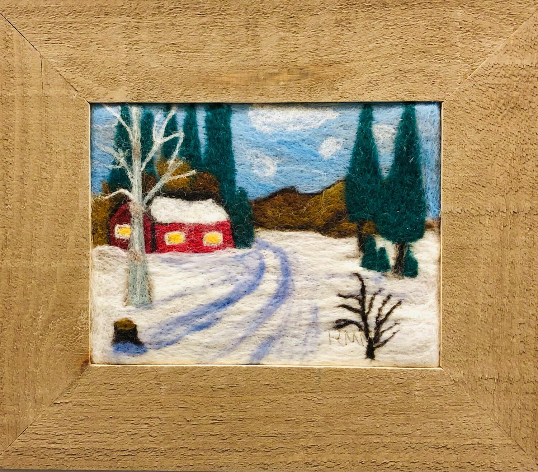 Winter Retreat, Rose Marie MacDonald