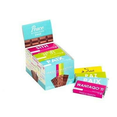 Peace by Chocolate - Assorted Peace Bar