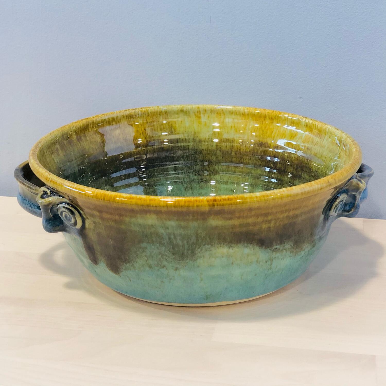 Gloria Dunbar Large Bowl with Handles