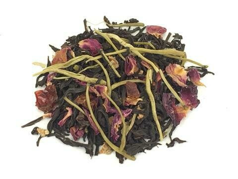 Wild Rose Country - The Tea Brewery