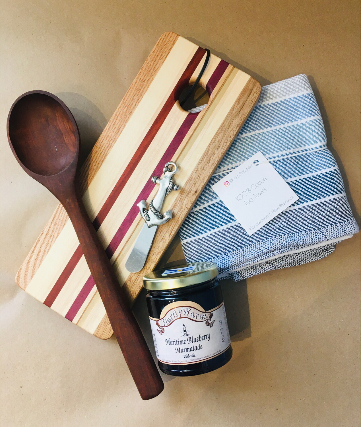 Mother's Day Special - Cheese Board, Pate Knife Bundle