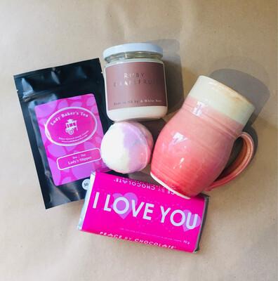 Mother's Day Special - Coral Mug Bundle