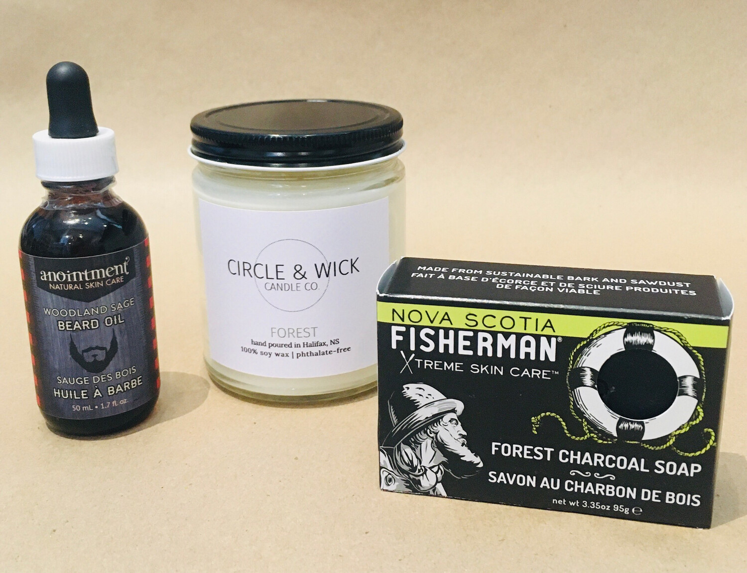 Father's Day Special- Forest Spa Bundle