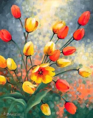 Tulips - Louise Baker