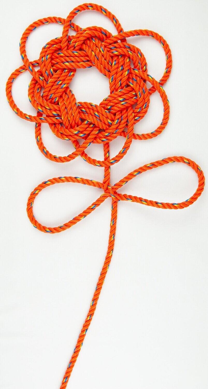 Beach Blossom Small, Orange - All for Knot