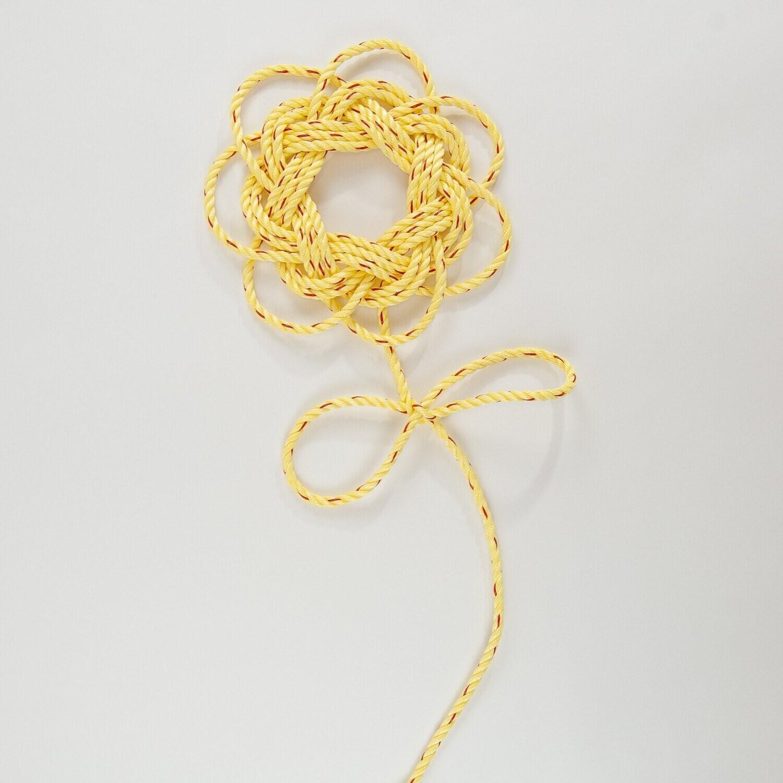 Beach Blossom Medium, Yellow - All for Knot