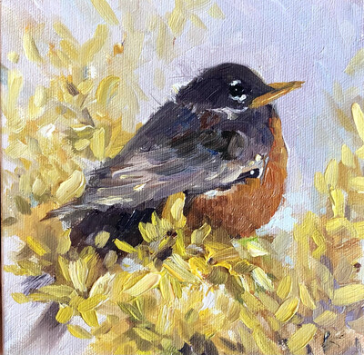 Lady in Waiting, Robin