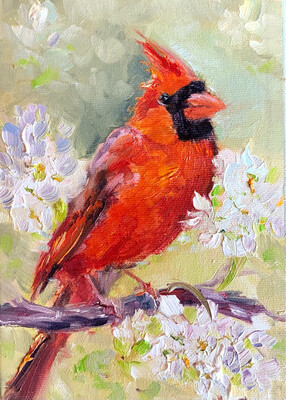 In for a Visit, Cardinal