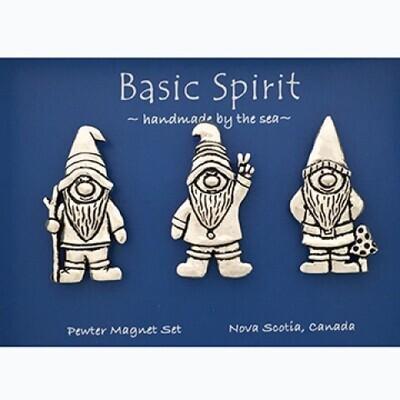 Gnome Magnet Set - Basis Spirit