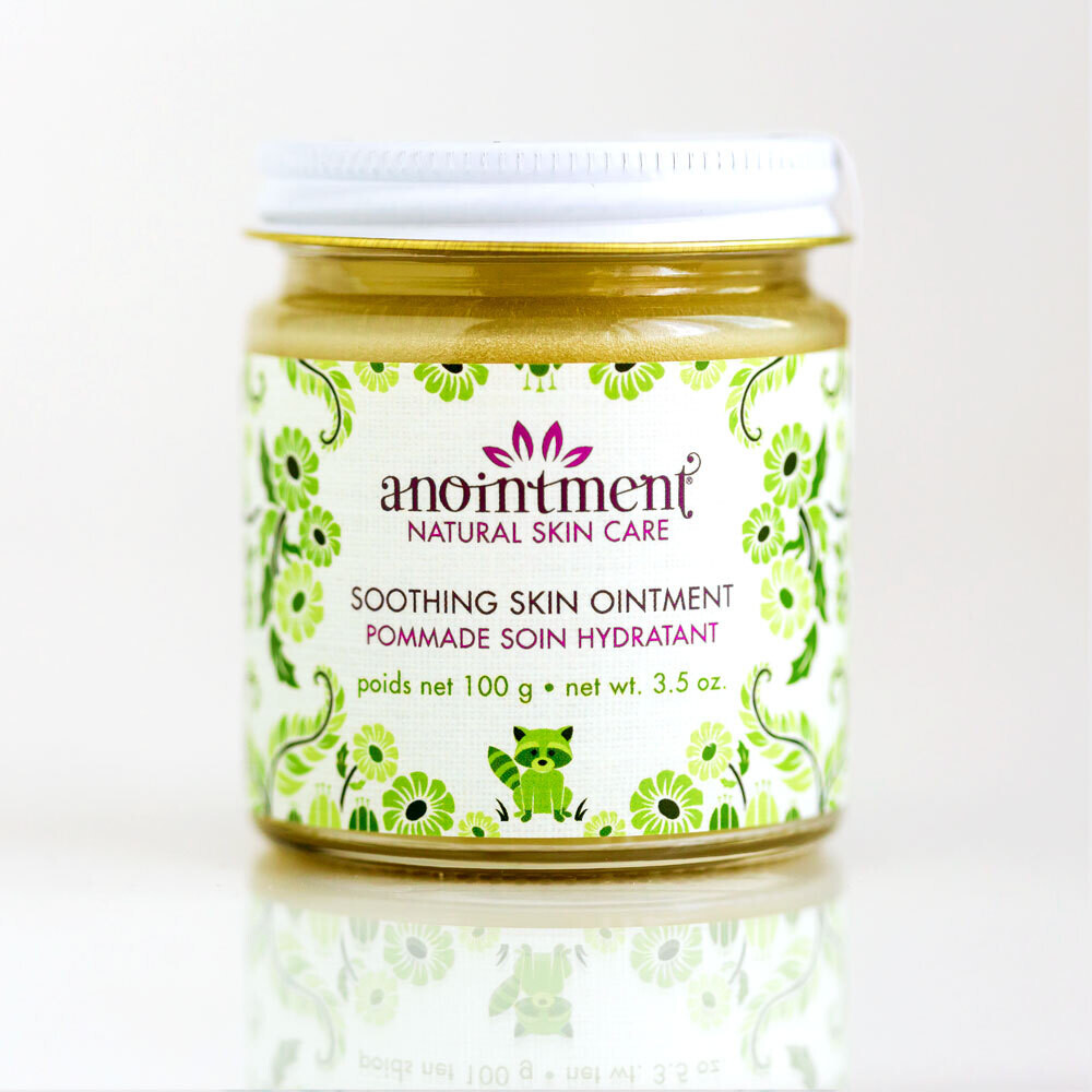 Baby Soothing Skin Ointment 100g- Anointment
